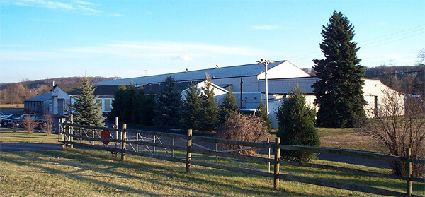 Brandywine Valley Fabricators Facility